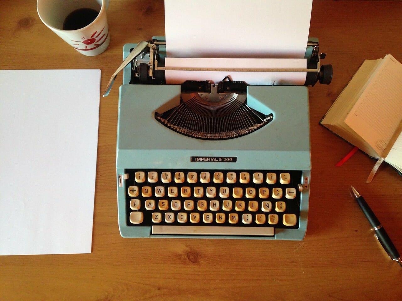 writing machine
