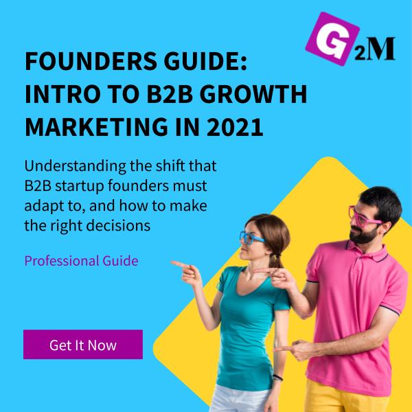 G2MTEAM B2B GROWTH MARKETING GUIDE